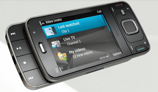 Nokia n95 usb modem