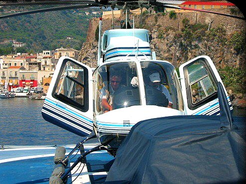 Helicopters and Superyachts [Archive] - PPRuNe Forums