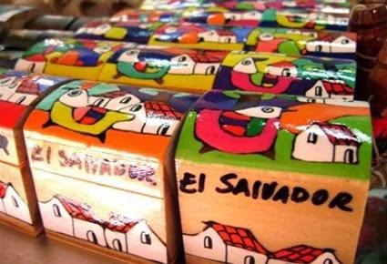 Las artesanías del departamento de Chalatenango