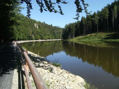 Tour 58: Alpen - Prag - Berlin (2060 km) 2011