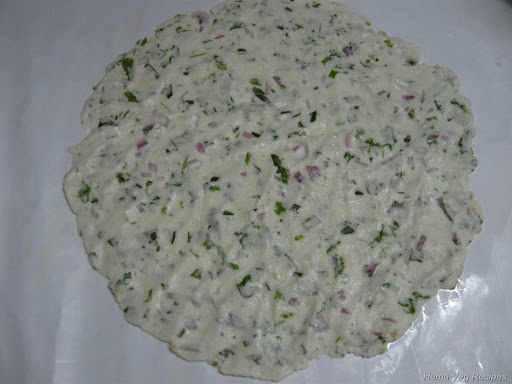 Akki Rotti Preparation
