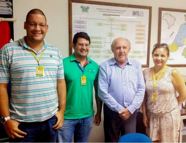 Parceria da Secretaria do Esporte do RN com Faculdade Maurício de Nassau para Voluntariado qualificado na Copa do Mundo