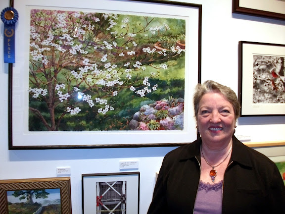 First Place: Shirley Nachtrieb