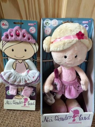 Great Gismos NICI Miniclara Doll