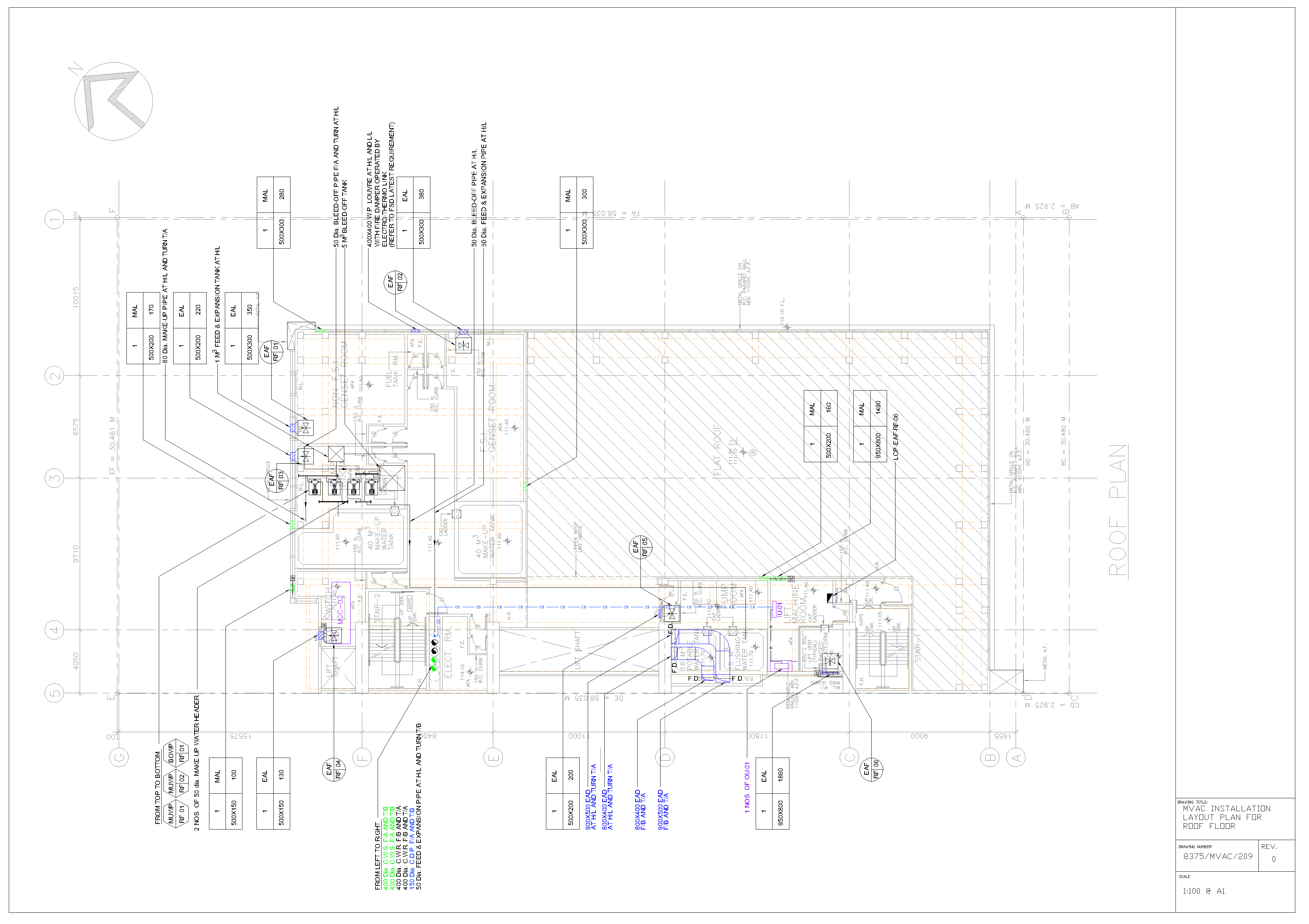 Alan Fong Piping Layout Drawings Download Pdf File