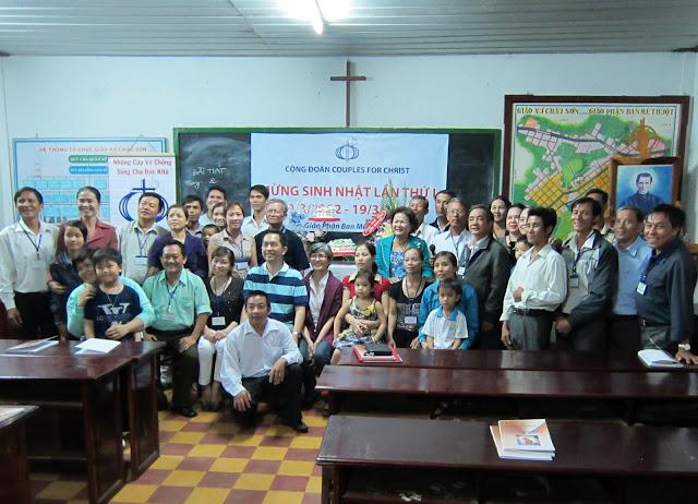 Cộng đoàn Couples for Christ (CFC)