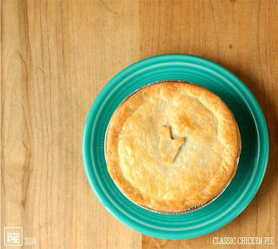Pacific Pie, Classic Chicken Pot Pie