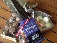 Cocoa Boutique artisan truffles
