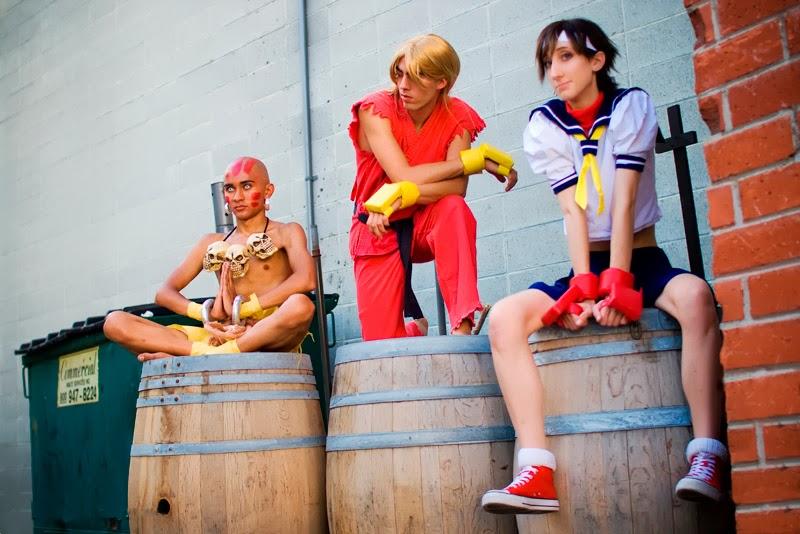 WTF Street Fighter 3