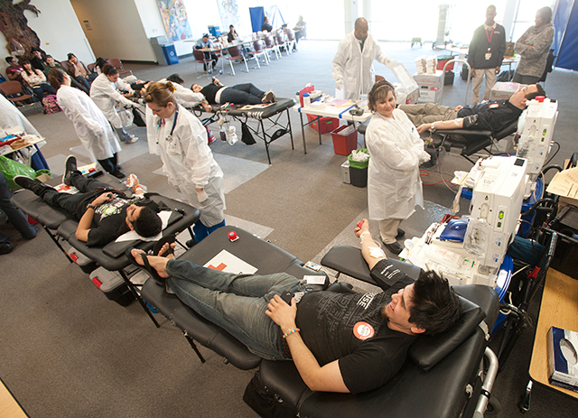 Health Tips: Flu weather drain blood donation supplies