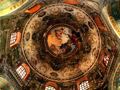 Basilica di San Vitale in Ravenna Italy