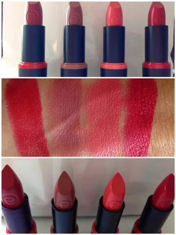 essence cosmetics, long lasting lipsticks, new
