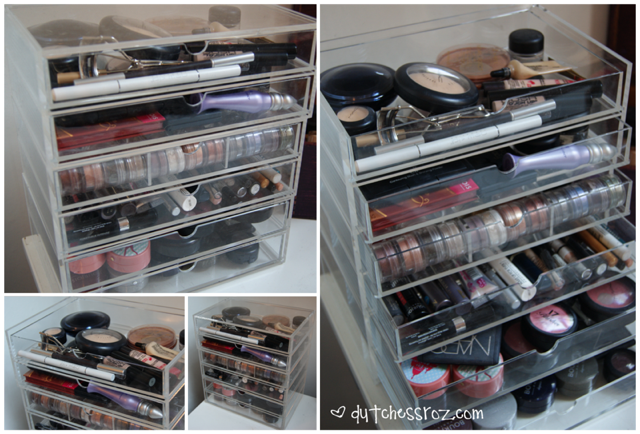 MuijiStorage New MakeUp Storage Solution