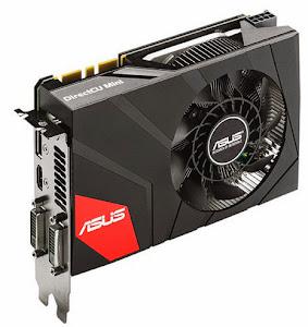 Card ASUS GeForce GTX 970 DirectCU Mini