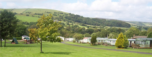 Camping  at Forest of Bowland Leisure Park
