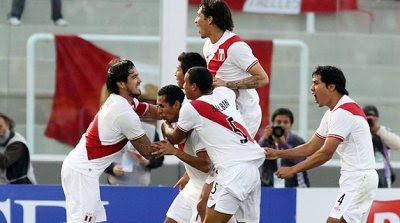 Peru Colombia vivo online directo Eliminatorias  3 Junio