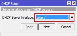 dhcpserver3 Cara Setting Mikrotik Sebagai DHCP Server