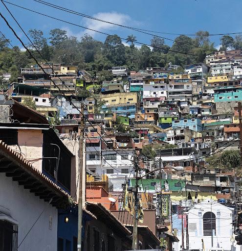 Foto del Barrio El Calvario, Calle Escalona, El Hatillo