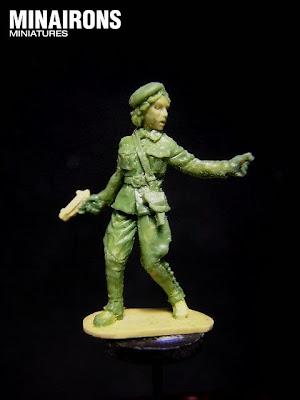 Female NCO I