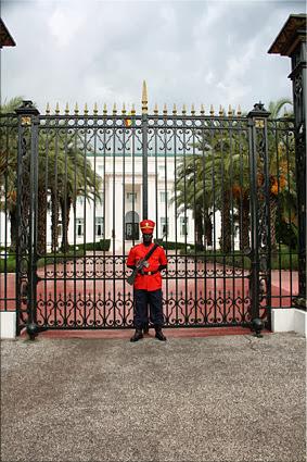 Palacio Presidencial - Dakar