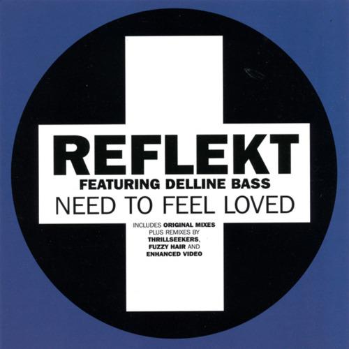 Reflekt - Need To Feel Loved (Adam K & Soha Vocal Mix)