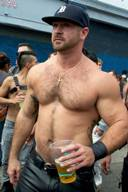 Happy New Year Collection 4 - Hot Hairy Hunks