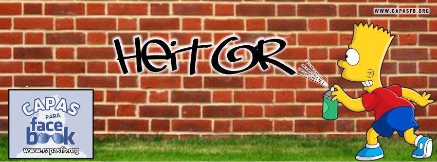 Capas para Facebook Heitor