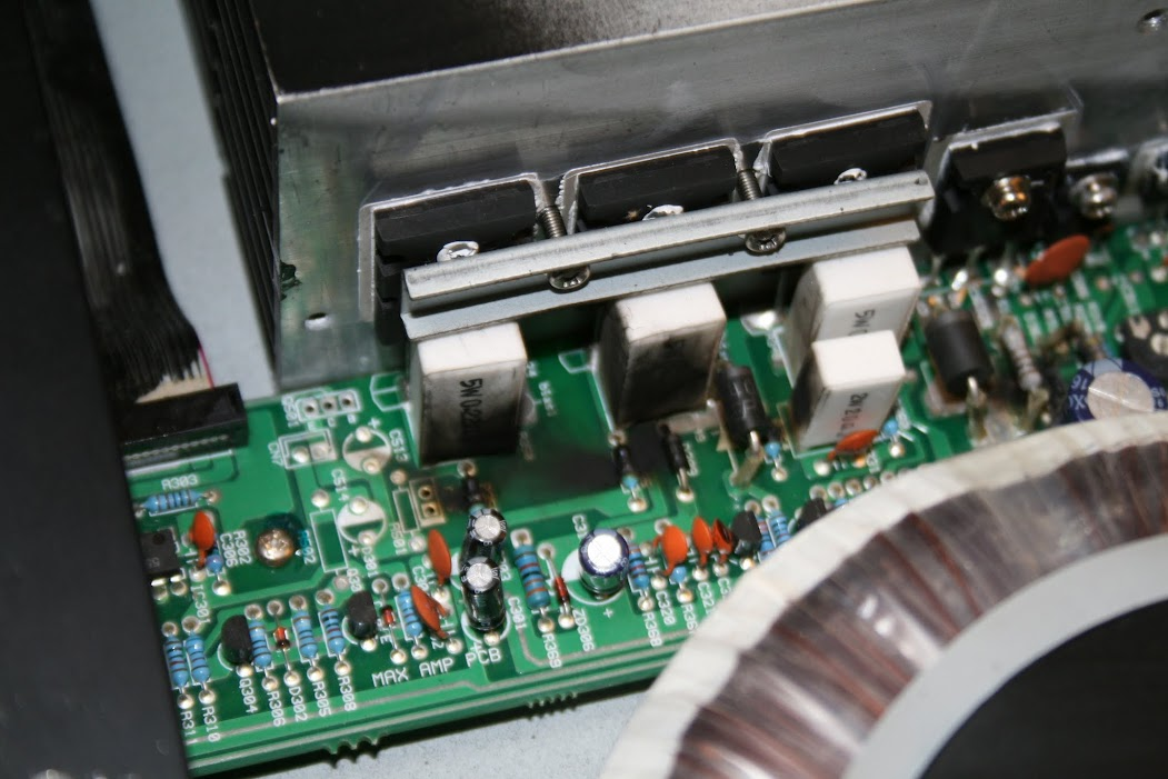 Audio Power Amplifier Converter From Stereo To Mono Eeweb Community