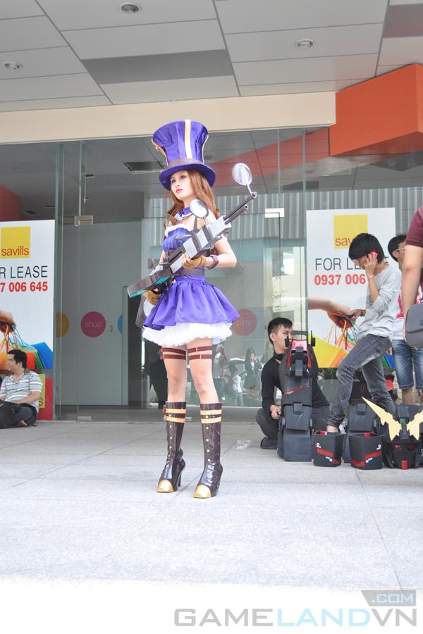 Cosplay Liên Minh Huyền Thoại tràn ngập Aki Matsuri 2