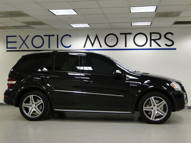 2009 mercedes ml 63 amg tinted