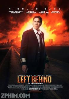 Những Kẻ Sống Sót - Left Behind (2014) Poster