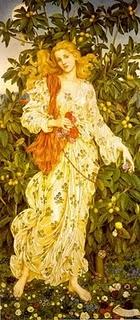 Goddess Chloris Image