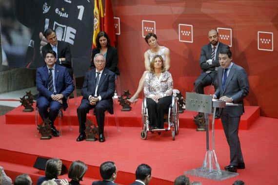Premios Siete Estrellas del Deporte 2014