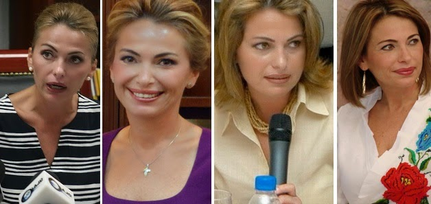 most beautiful mexican diva politicans