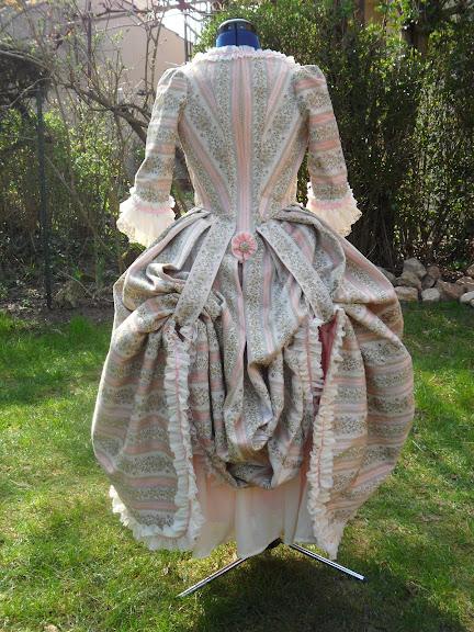 robe à l'anglaise
