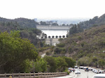 Hollywood Reservoir, not our trail
