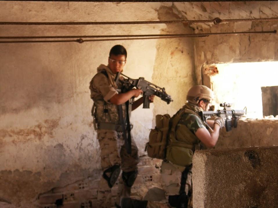 """Fotos de """"THE FINAL WAR"""". La Granja. 23-06-13 PICT0114"""