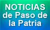 Noticias de Paso de la Patria