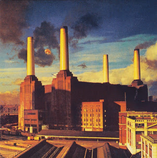 Pink Floyd - Animals album cover