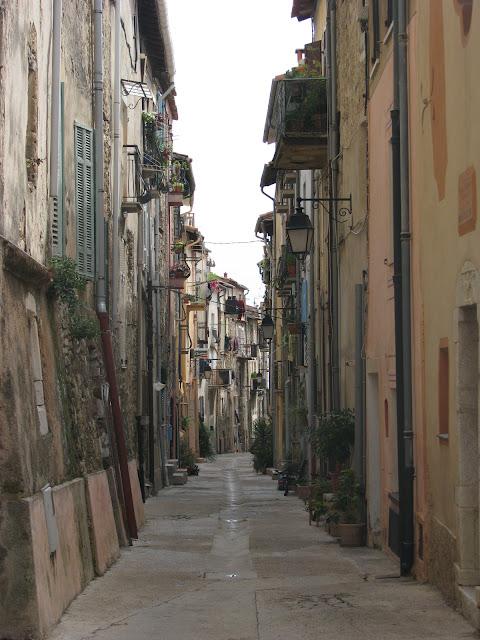 Ulicka v Castellar