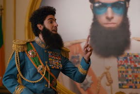 First official trailer for The Dictator