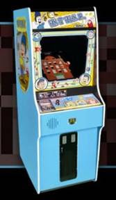 Fix It Felix Jr. Arcade Game Cabinet Craft