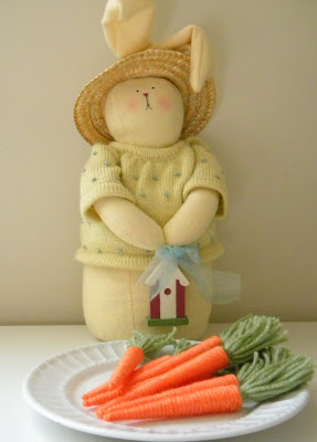 Creative ideas for your home - Page 2 Yarn+Carrots+3