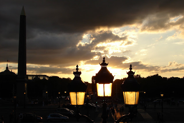 Paris Sunset