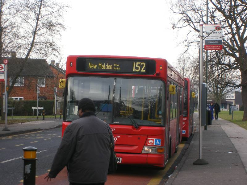 London Buses One Bus At A Time The Return The Number 152