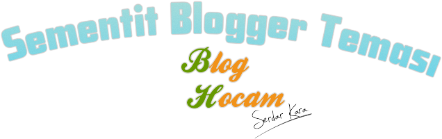 Sementit Blogger Teması