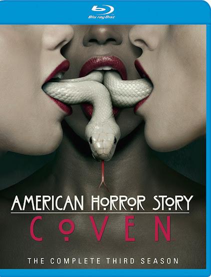 American Horror Story – Temporada 3: Coven [BD25]
