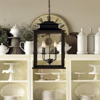 anythingology finished lanterns. Black Bedroom Furniture Sets. Home Design Ideas