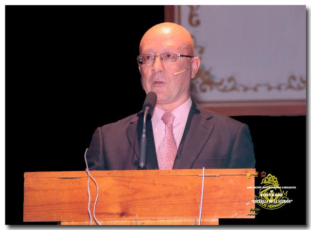 Francisco Gil Chaparro, Pregonero 2014
