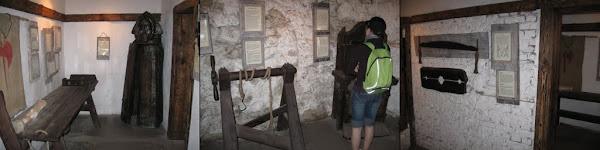 zamek ogrodzieniec - muzeum tortur